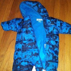Columbia infant winter coat